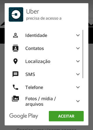 baixar-uber-android-termos